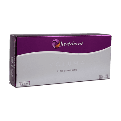 Juvederm Voluma Lidocaine 2x1ml